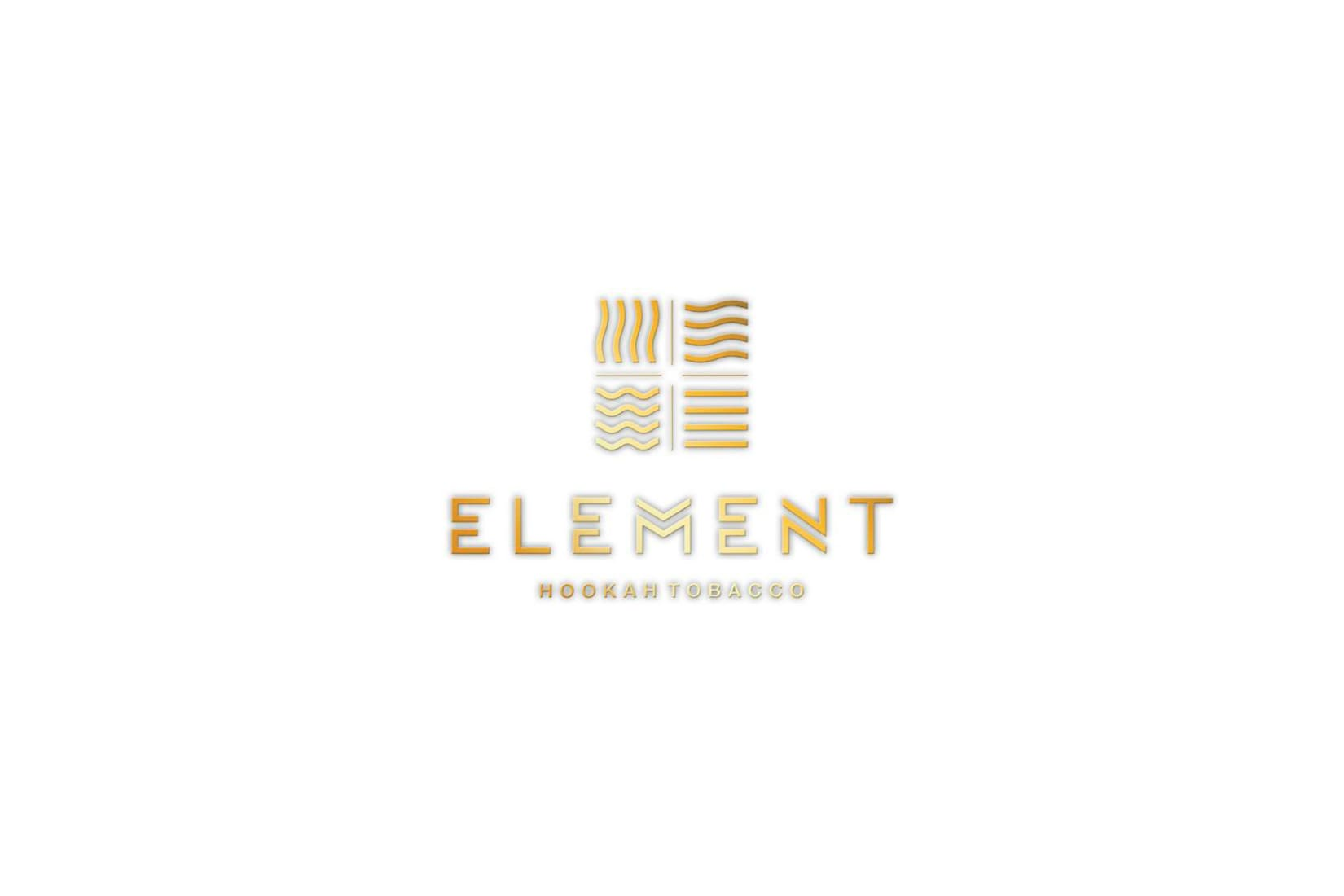 Табак для кальяна Element: описание, вкусы, миксы, отзывы.