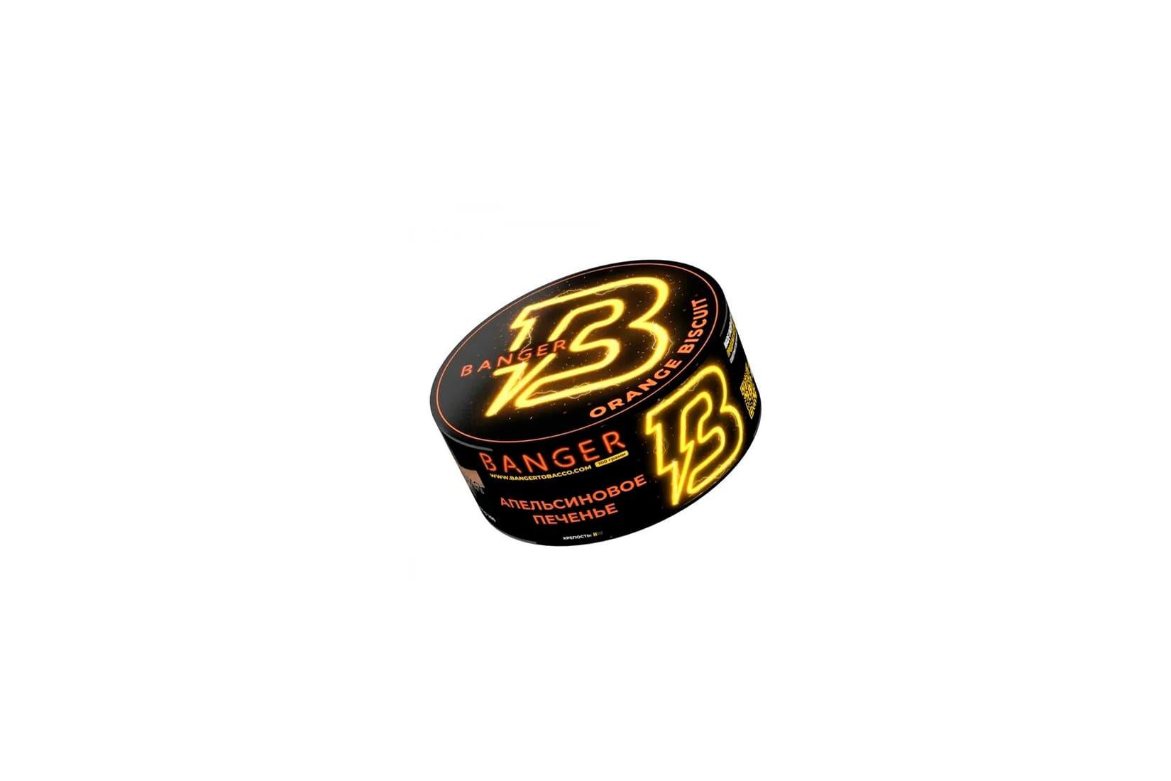 Табак для кальяна Banger Orange Buisquit – описание, отзывы
