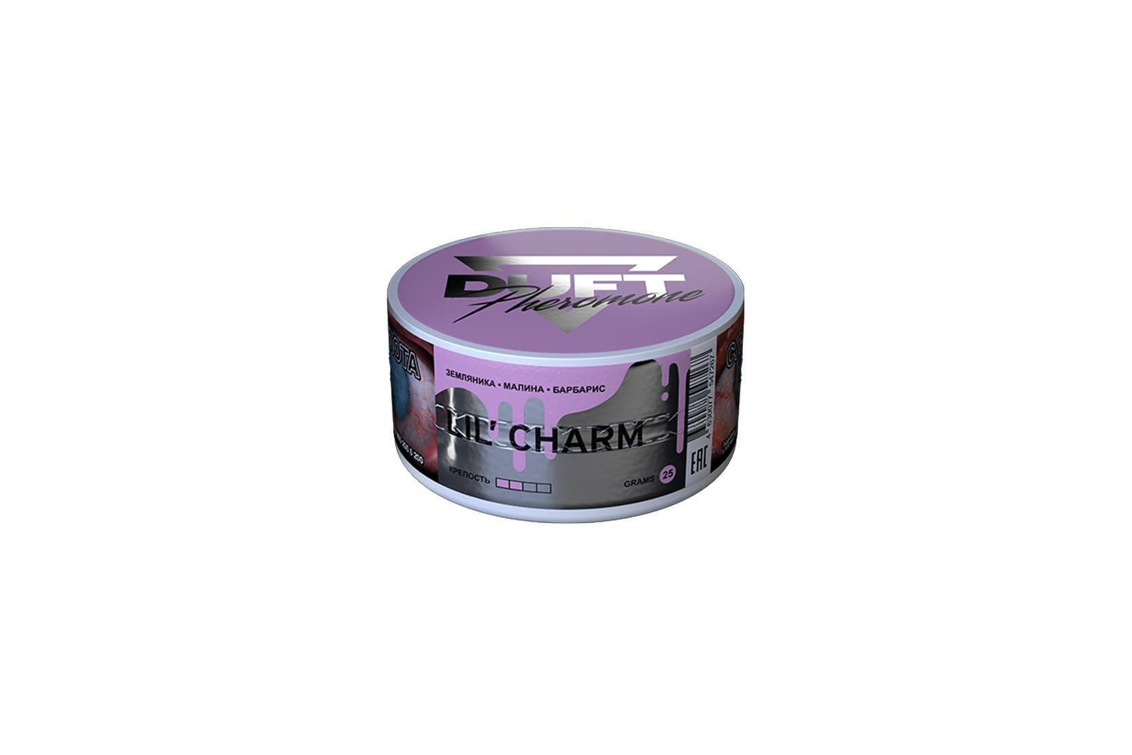 Табак для кальяна Duft Pheromon LIL' CHARM: описание, миксы, отзывы