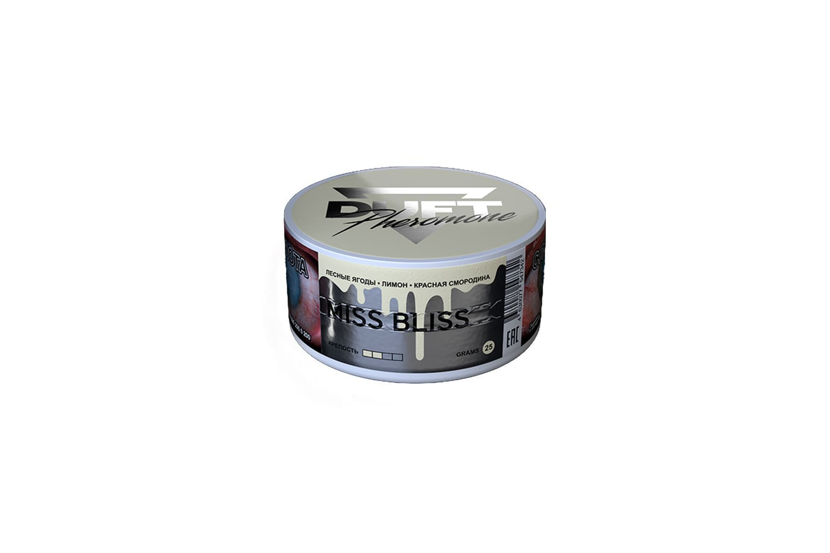 Табак для кальяна Duft Pheromon MISS BLISS: описание, миксы, отзывы