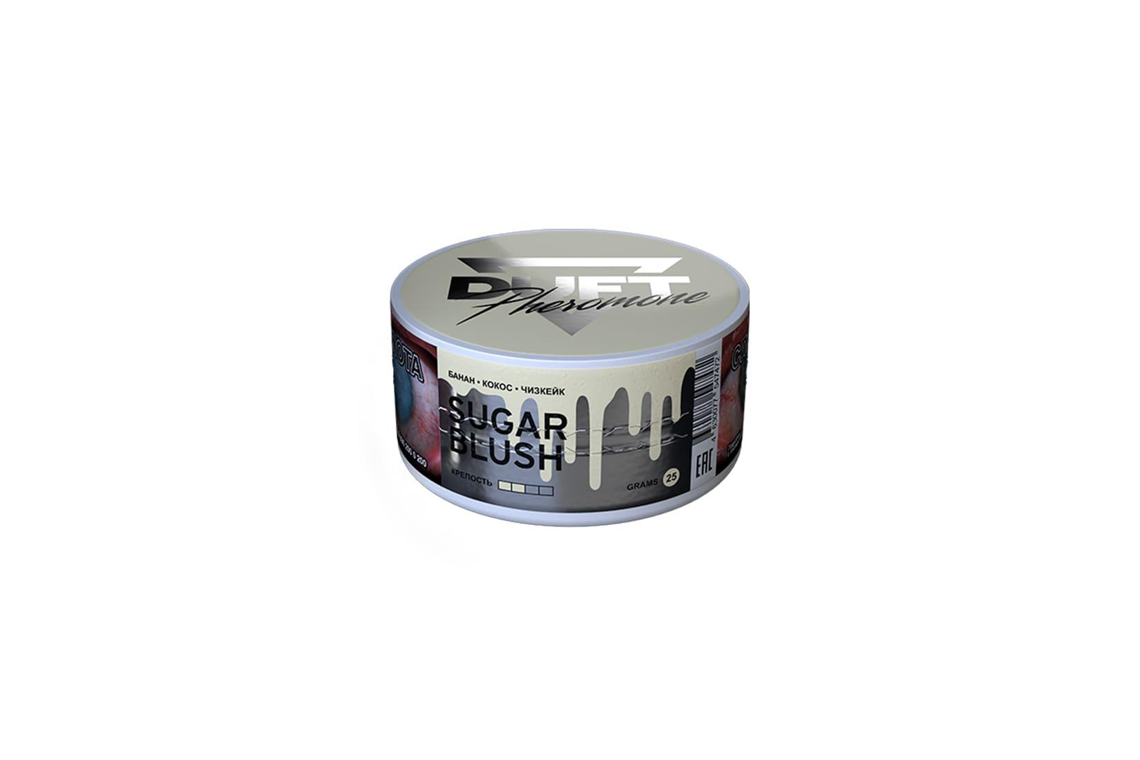 Табак для кальяна Duft Pheromon SUGAR BLUSH: описание, миксы, отзывы