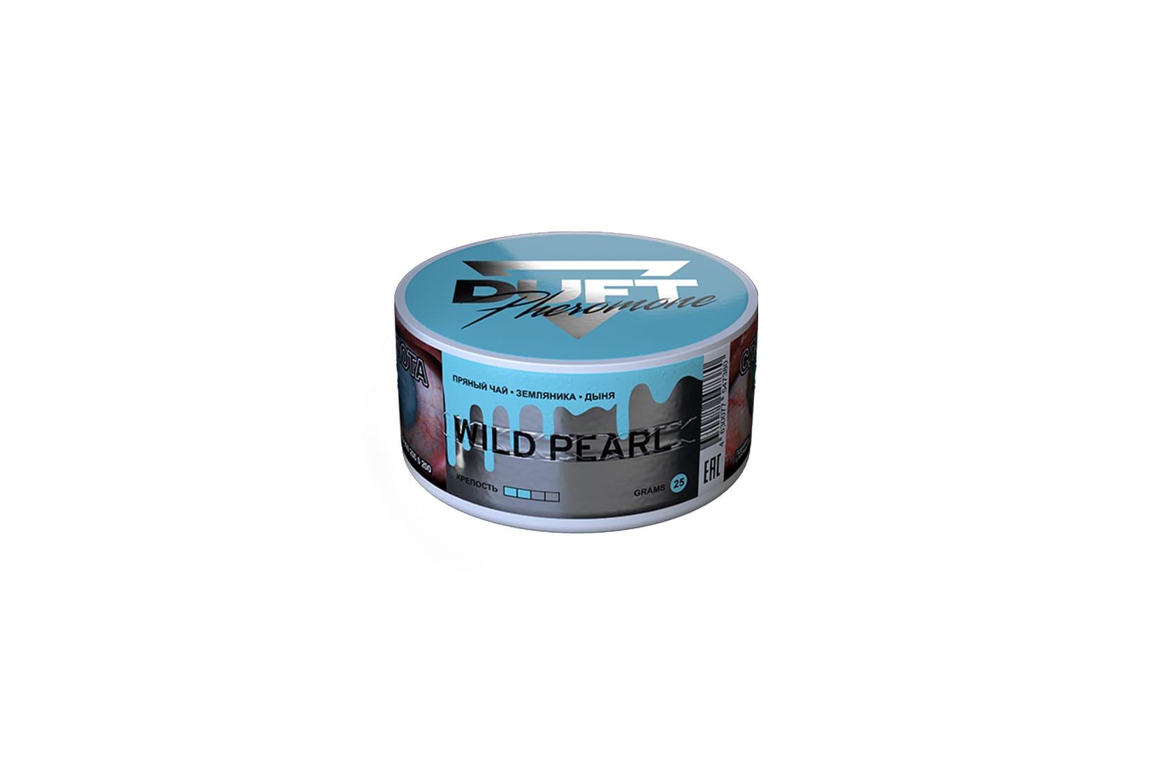 Табак для кальяна Duft Pheromon WILD PEARL: описание, миксы, отзывы
