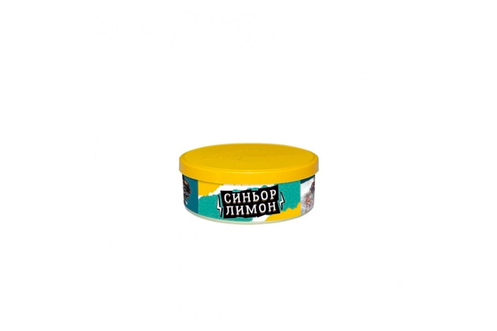 Табак для кальяна Северный Синьор лимон – описание, миксы, отзывы