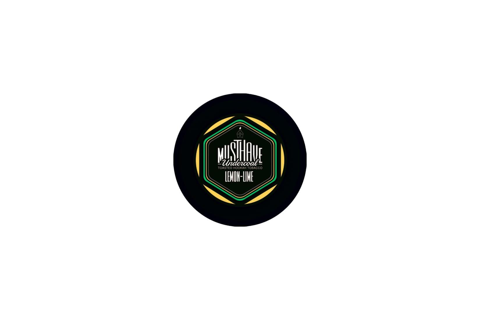 Табак для кальяна MustHave Lemon Lime – описание, миксы, отзывы