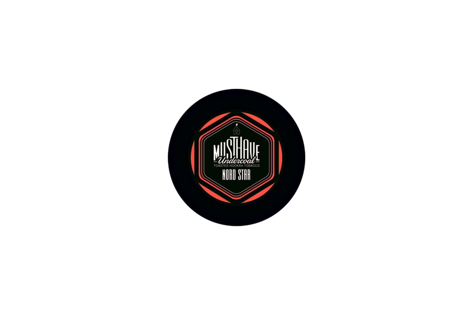 Табак для кальяна MustHave Nord Star – описание, миксы, отзывы